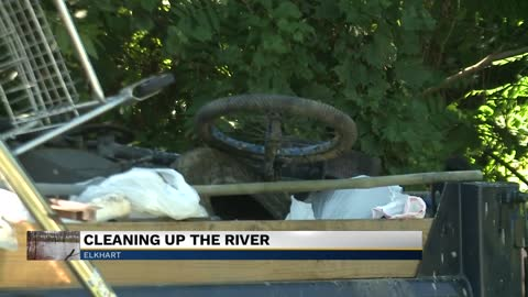 Local community volunteers to clean up Elkhart River